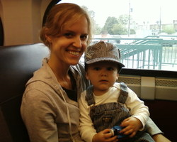 Carter_and_mommy_on_train_2