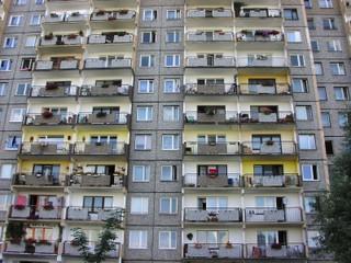 Apartmentblockclose